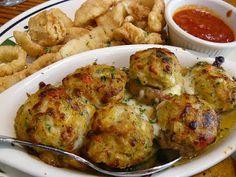Spicy shrimp scampi fritta olive garden copycat recipe fried shrimp 12 large shrimp 1cup all for Olive garden stuffed mushroom recipe