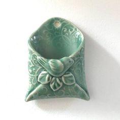 Hand Built Pottery, Slab Pottery, Pottery Vase, Ceramic Pottery, Ceramic Bowls, Handmade Pottery, Handmade Ceramic, Ikebana, Pottery Handbuilding