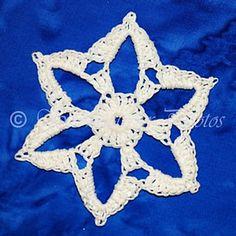 Ravelry: Winterregnum Snowflake pattern by Deborah Atkinson
