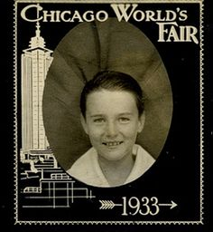 ** Vintage Photo Booth Picture **   Wonderful keepsake souvenir from the Chicago World's Fair 1933!  This is one of 4 photos that are still in tact on the strip.