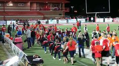 Before the BHS game 10-13-17