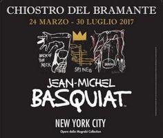 Jean-Michel Basquiat. New York City: opere dalla Collezione Mugrabi - Chiostro del Bramante -