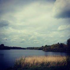 Lake at Virginia waters
