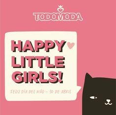 ¡Para las niñas que les gusta jugar a ser grandes! Trae a tus pequeñas a #consentirlas en este cercano #díadelniño.