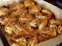 Romanian Food, Casserole Recipes, Chicken Wings, Cauliflower, Breakfast Recipes, Food And Drink, Meat, Vegetables, Cooking