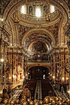 Basilica de San Juan de Dios ( Granada ) by galileo1657, via Flickr