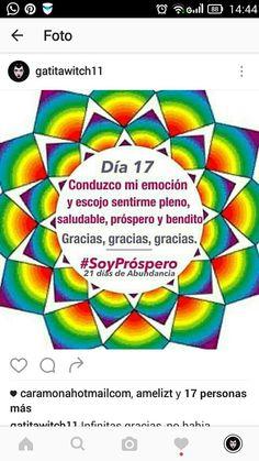 #21DiasDeAbundancia