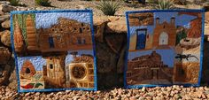 new mexico quilt patterns | Pam Wolf Designs | Southwest Patterns Built to Quilt