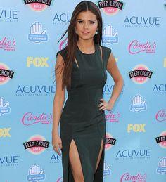 Selena Gomez'den eleştirilen tercih