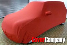 Fitted Car Cover for Mini Clubman. Made in a stretchy fabric for the best protection of your car.