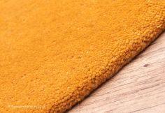 Home Comfort Plain Pumpkin Oval Wool Rug Gold Rugs, Oval Rugs, Rug Texture, Home Comforts, Shades Of Yellow, Modern Rugs, Wool Rug, Pumpkin, Traditional