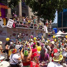 Carnaval de rua: veja os 10 mais divertidos blocos temáticos do Rio