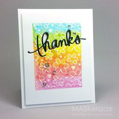 Congratulations to this week's Splitcoaststampers Featured Stamper, Angie (aka Sunshinesense ). I chose this card as my inspiration: ...