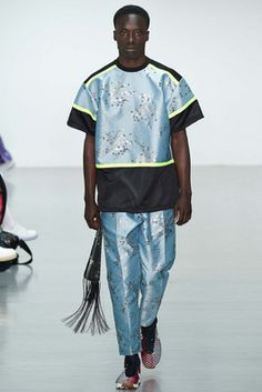 Astrid Andersen Spring 2016 Menswear Fashion Show: Complete Collection - Style.com