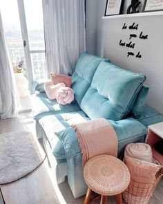 Desk In Living Room, Living Room Decor, Bedroom Decor, Home Design Decor, House Design, Interior Design, Home Decor, Wc Decoration, Small Bedroom Interior