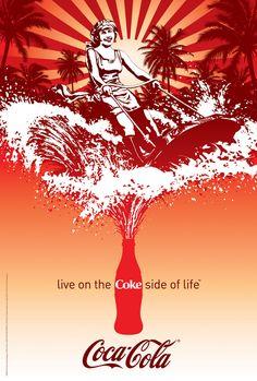 The Coke Side of Life Art Gallery ‹ Acid Design