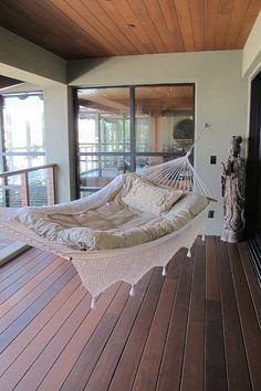 Comfy, comfy, comfy. - Click image to find more Home Decor Pinterest pins