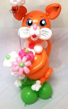 Best Primer For Oily Skin, Ballon Decorations, Balloon Delivery, Balloon Ideas, Balloons, Animals, Design, Globe Decor, Parties Kids