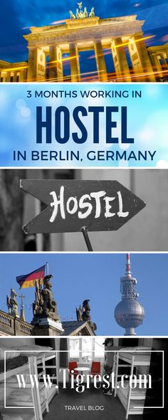 This is a story of me working at Berlin hostel back in 2006. These were crazy times. Berlin was amazing and it was FIFA world cup!