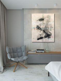 master bedroom design in grey tones Hotel Bedroom Design, Master Bedroom Design, Modern Home Interior Design, Interior Architecture, Gray Bedroom, Bedroom Decor, Bedroom Ideas, Muebles Living, Decoration Inspiration