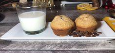 Muffins au Son D'avoine et Raisins Secs Four, Glass Of Milk, Pudding, Desserts, Ajouter, Photograph, Blog, Raisin, Mussels