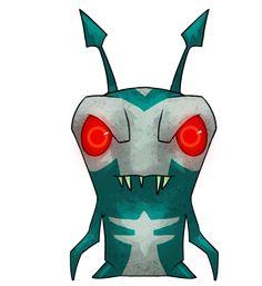 Slug Arsenal - Ghoul - Nightgeist
