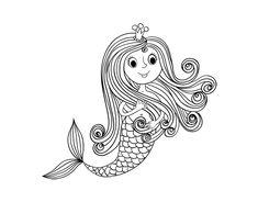 Las 19 Mejores Imagenes De Dibujos De Sirenas Dibujos De Sirenas