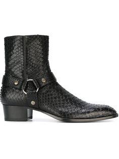 Saint Laurent 'Wyatt' ankle boots