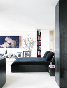 Donna Karan's New York Home - Gorgeous #inspiration