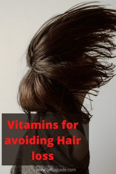 Hair loss, hair thinning, and #baldness are problems that affect many men and women, Clinical studies have shown that at least some #causes of #hair #loss are because of #vitamin and #mineral deficiencies in a person, with proven results that as in the case hair loss can be reversed by taking vitamin supplements