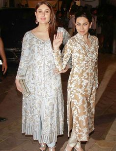 Kareena Kapoor & Karisma Kapoor