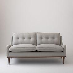 Jack Loveseat - Bristol Gray   Sofas   Furniture