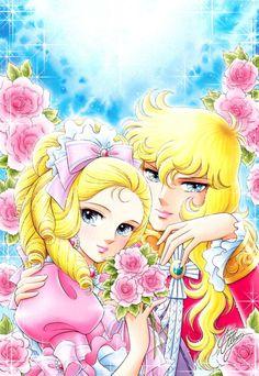 Manga Love, Manga Girl, Manga Anime, Anime Art, Disney Kunst, Disney Art, Sailor Moon, Lady Oscar, Dreamworks