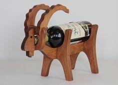 Cremagliera del vino vino bottiglia di InfinitySiberia su Etsy