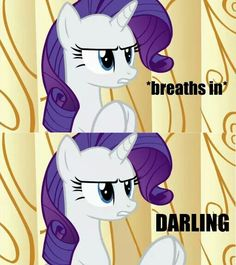 Rarity refuses to say boi Mlp My Little Pony, My Little Pony Friendship, Mlp Rarity, Mlp Memes, Mlp Characters, Mlp Fan Art, Mlp Comics, Little Poney, Some Beautiful Pictures