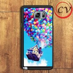 Up Movie Samsung Galaxy Note 5 Case
