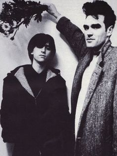 Image result for morrissey marr