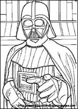 Star Wars Coloring Pages free For Kids Printable