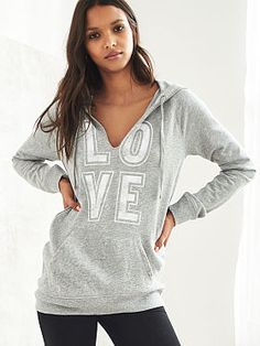 Oversized Hooded Tunic