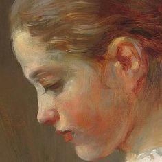 Jean Honore Fragonard (detail)