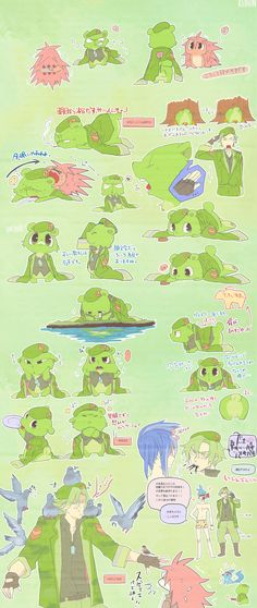 Tags: Fanart, Happy Tree Friends, Splendid (HTF), Flaky, Flippy, Petunia (HTF), KAB00M CHUCK