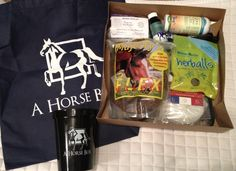 Be sure to check out VR's review of A Horse Box, a monthly subscription service full of great equine products!