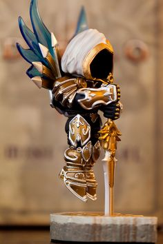 Mini Tyrael - Diablo 3, so cute♥