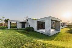 landscape & concrete