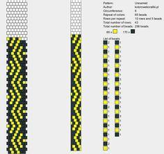 free bead tutorial - kolorowekoraliki.pl