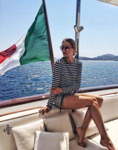 Le mix & match d'Olivia Palermo