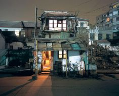 What Remains of 'Old Shanghai'   Feature Shoot