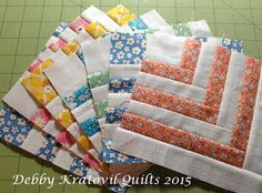 Debby Kratovil Quilts: Fat Quarter Friendly Windham Wednesdays