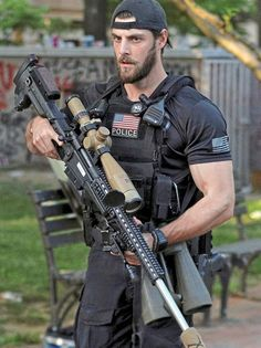 Special Ops, Special Forces, Service Counter, Sniper Training, Lafayette Park, Secret Service, R Dogs, National Guard, Great Shots