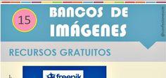 15 Bancos de Imágenes